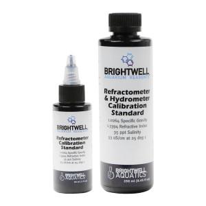 Refractometer & Hydrometer Calibration Standard - Brightwell Aquatics