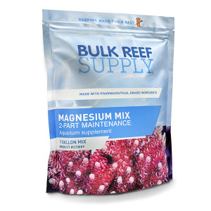 Magnesium Mix for 2-Part Maintenance - Bulk Reef Supply