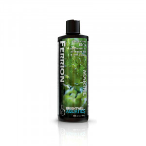 Ferrion - Liquid Iron Supplement for Reef Aquaria and Refugia