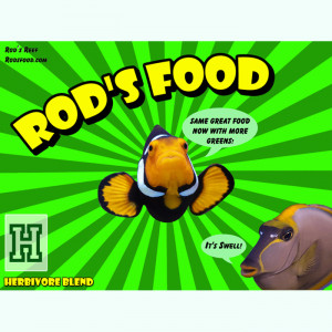 Herbivore Blend Frozen Food - Rod's Food