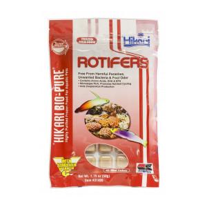 Bio-Pure Frozen Rotifers 1.75 oz - Hikari