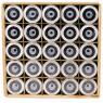 BRS Chlorine & VOC Carbon Block Filter - 5 Micron (RO/DI) Case