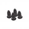 AUQA Gadget - SnappGrid - 16 PK Stackable Risers (Black)
