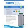 FX ChloraGuard Chlorine & Chloramine Carbon Block - Filtrex Data