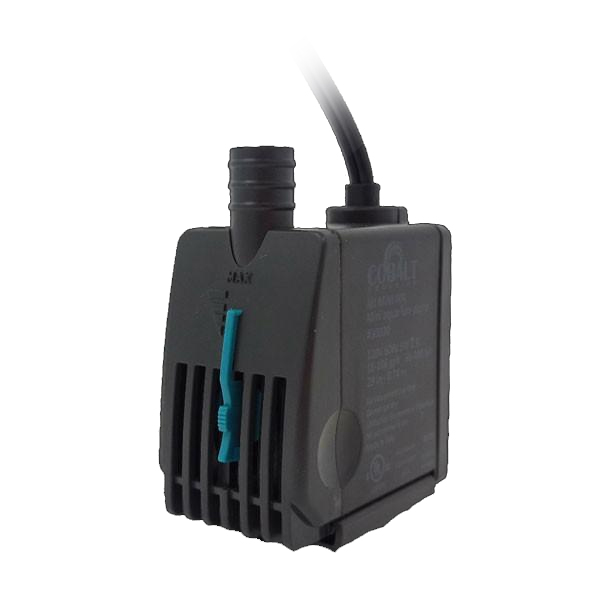 Mini Mj 404 Water Pump 106 Gph Cobalt Aquatics Bulk