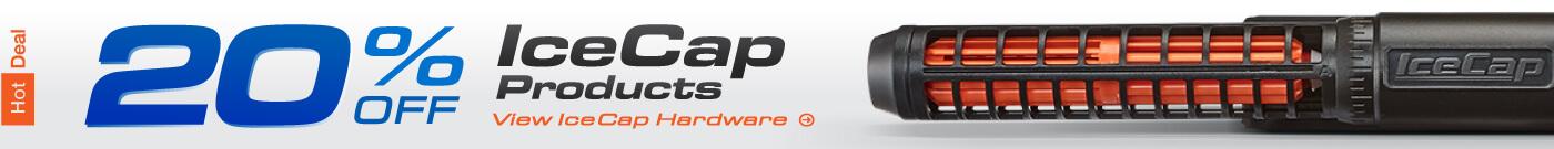 IceCap Sale 20% off