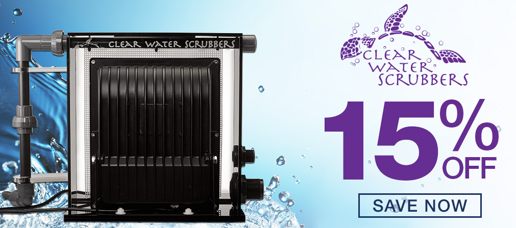 Clear Water Scrubbers Winter Sale