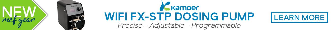New Kamoer FX-STP Dosing Pump