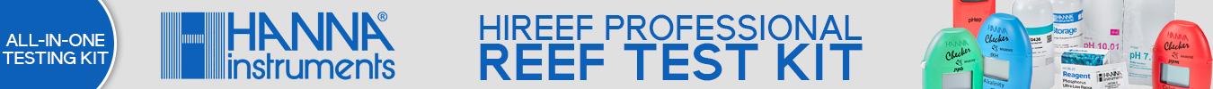 Hanna HIREEF Complete Test Kit