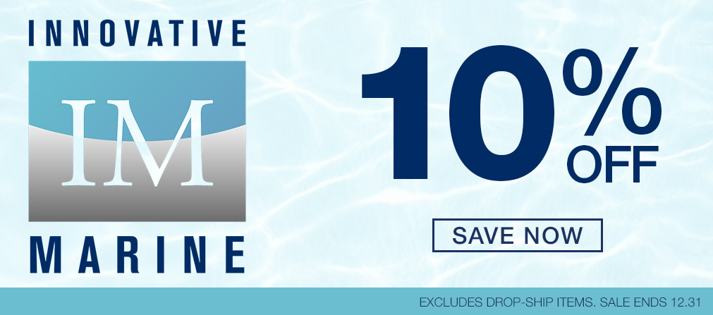10% off Innovative Marine