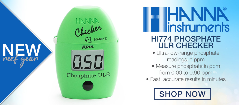 New Hanna ULR Phosphate Checker