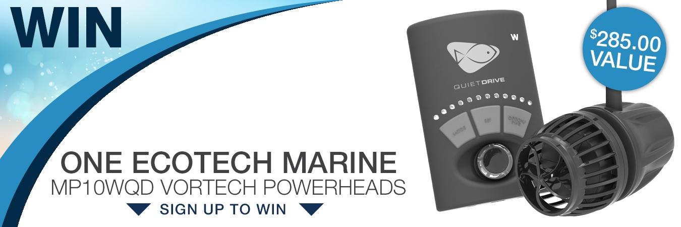 BRStv Ecotech Marine MP10wQD Giveaway