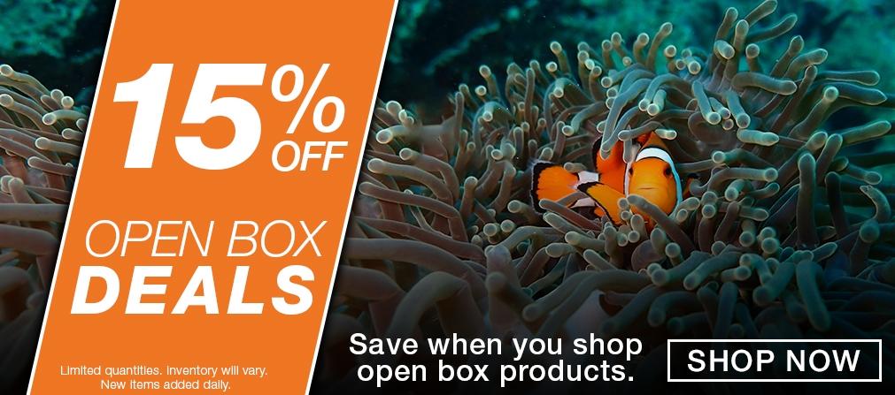 SAVE ON OPEN BOX REEFING GEAR