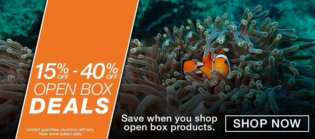 Save on Open Box