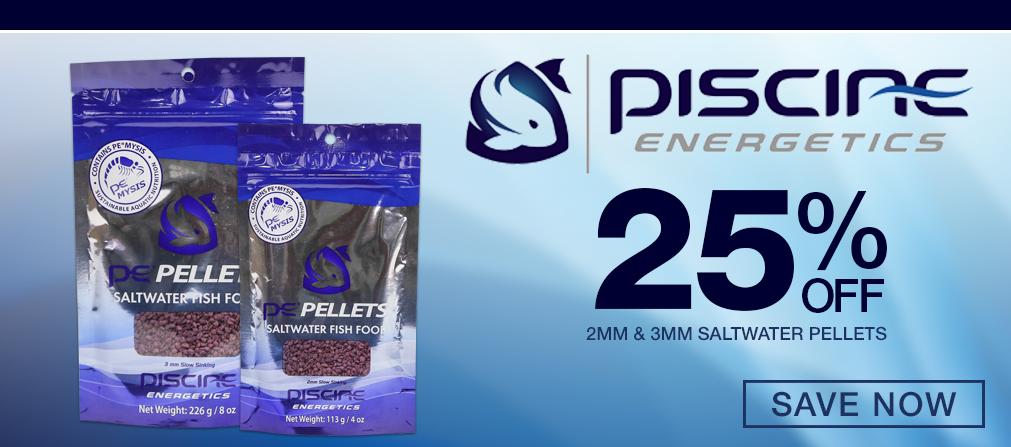 25% off PE Pellets