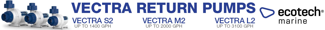 Ecotech Vectra Return Pumps