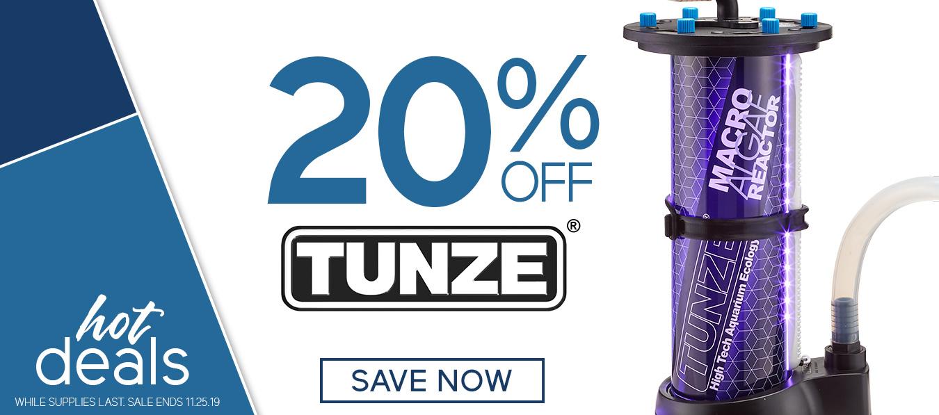 20% off Tunze Sale