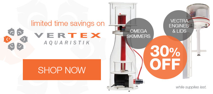 30% Off: Vertex Omega & Vectra