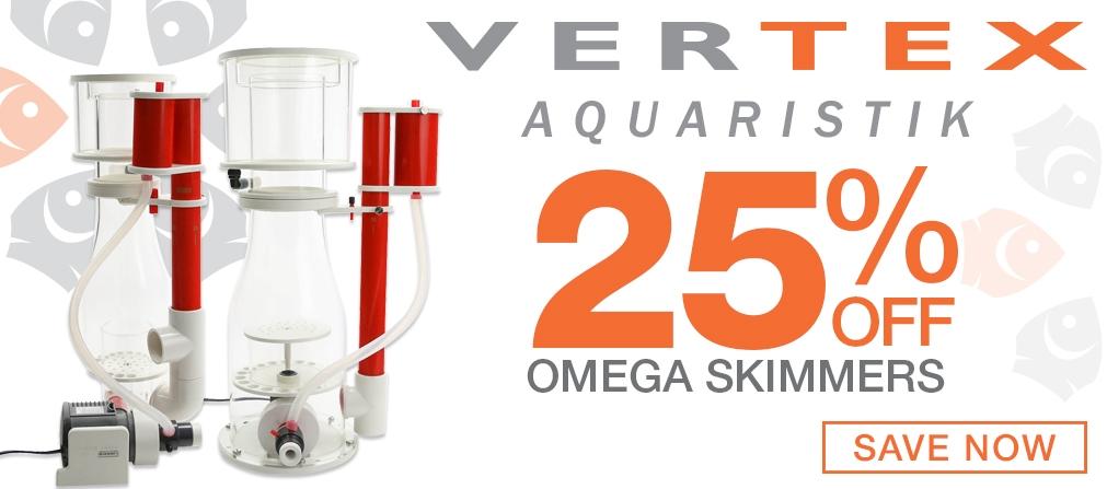 25% off Vertex Omega Skimmers