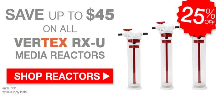RX-U Reactor Sale