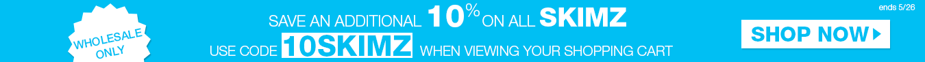 10% off SKIMZ