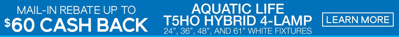 Aquatic Life Hybrid Rebate