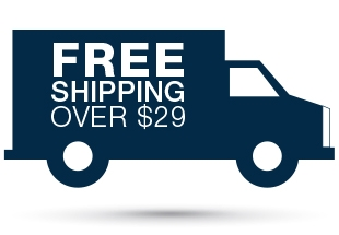 Free Shipping Over $20