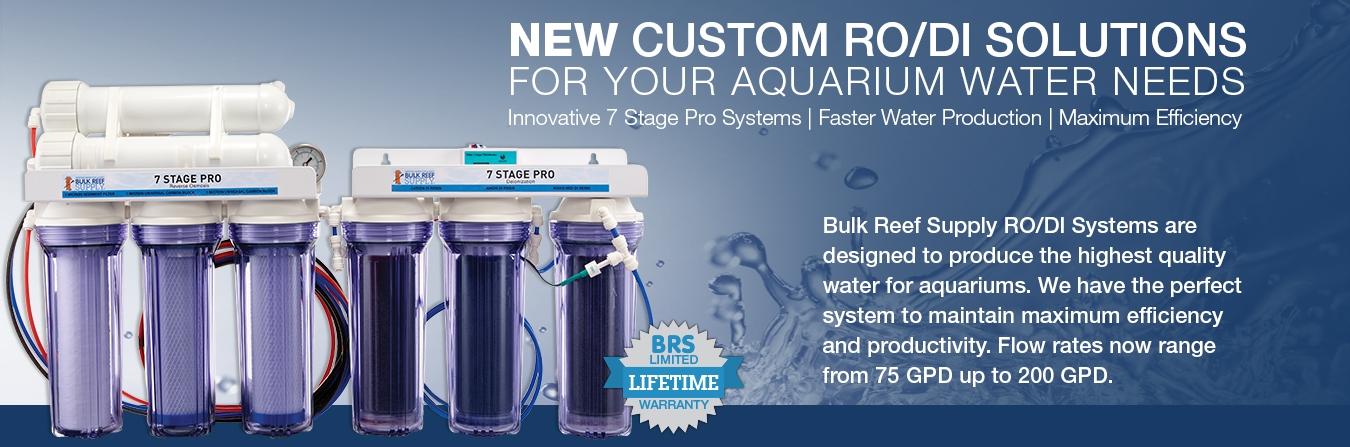 New BRS RODI Systems