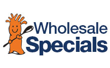 Wholesale Only Specials